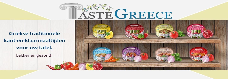 Klasikodeco Griekse etenswaren